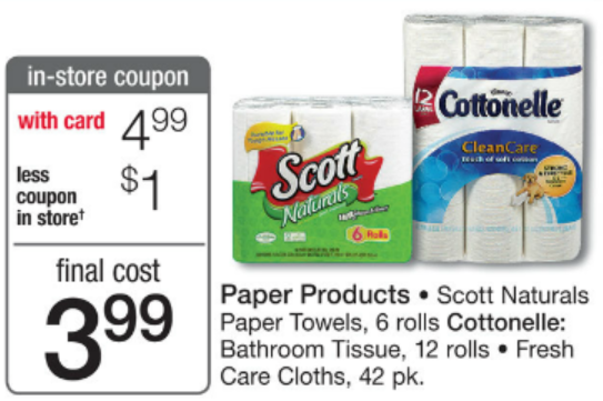 Extreme Couponing Mommy Stockup Price On Cottonelle