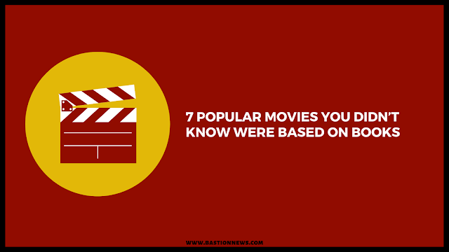 10 Popular Movies You Didn't Know Were Based On Books