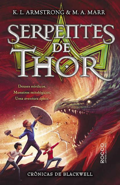 As serpentes de Thor - K. L. Armstrong, Melissa Marr