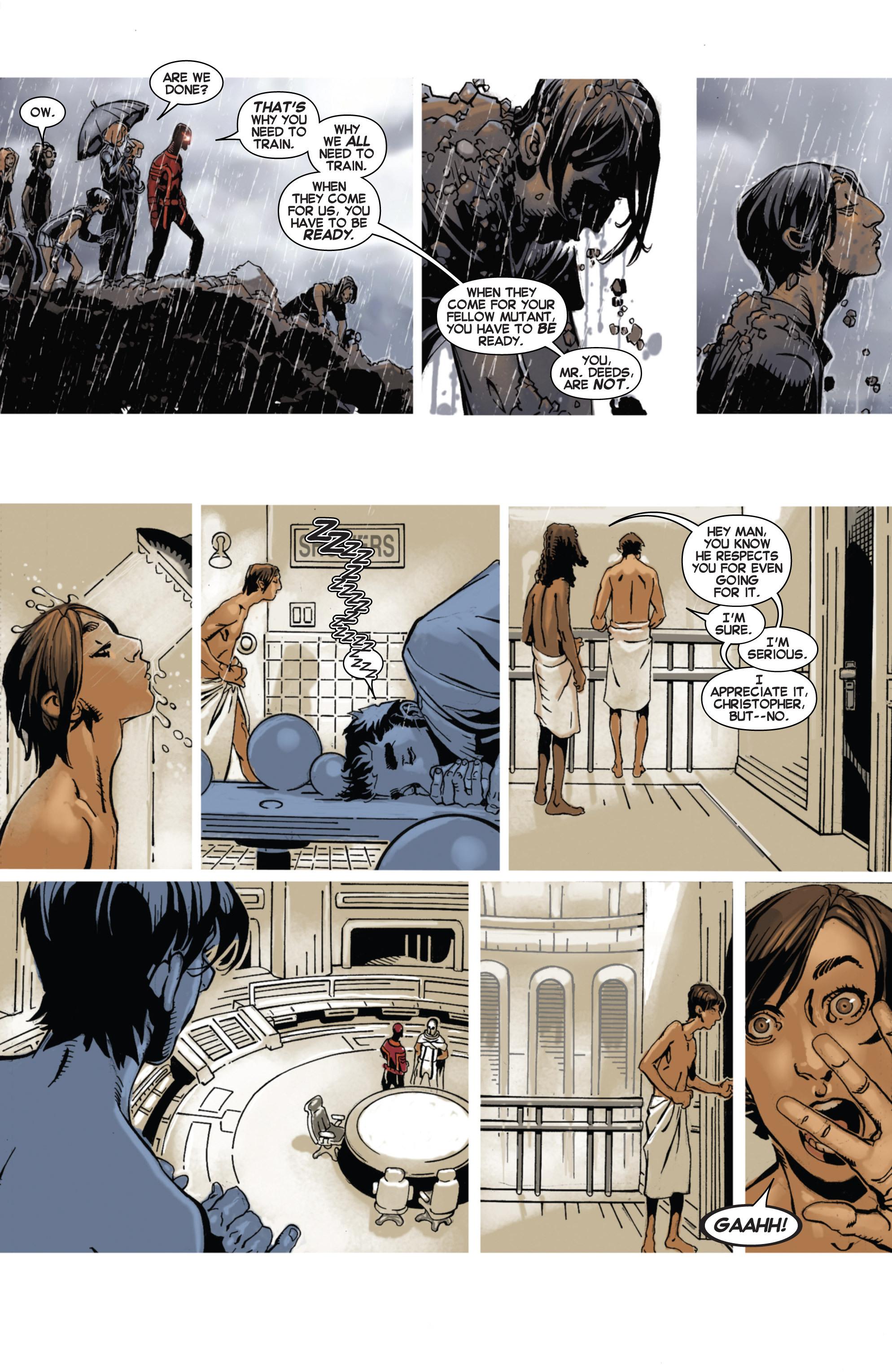 Read online Uncanny X-Men (2013) comic -  Issue #14 - 6