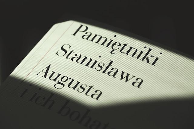 """""""Pamiętniki Stanisława Augusta i ich bohaterowie"""" - odkryj świat XVIII-wiecznej arystokracji. Premiera książki w Łazienkach Królewskich"""