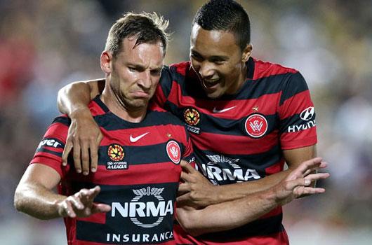 Brisbane Roar vs Western Sydney www.nhandinhbongdaso.net