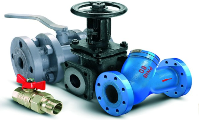 Сантехник ...: Разновидности трубопроводной арматуры
