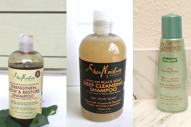 I'm not a product junkie, but I couldn't help myself and bought a few goodies at Sally Beauty Supply for my relaxed hair. | arelaxedgal.com