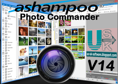 Ashampoo Photo Commander Full Patched Graphic Download
