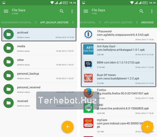 Merubah Aplikasi Android Menjadi Apk