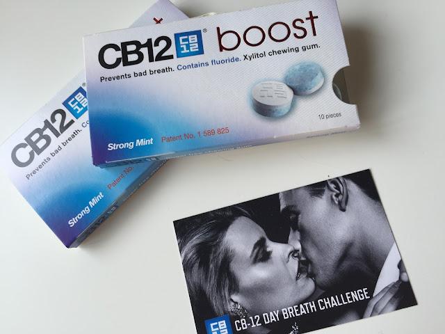 CB12 boost