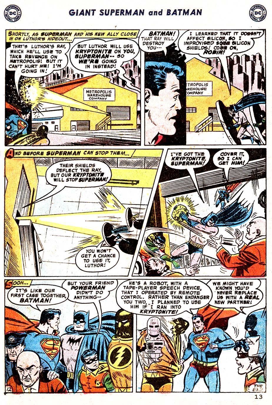 Read online World's Finest Comics comic -  Issue #179 - 15