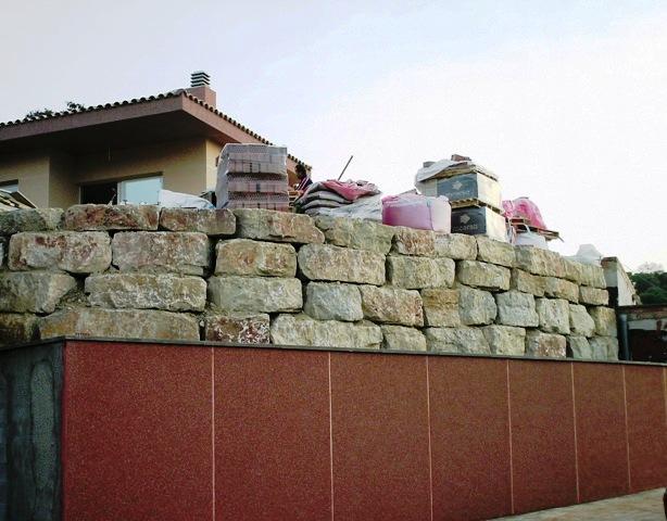 Muros de rocalla - Muros de rocalla ...