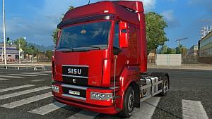 SISU truck mod 1.1.1