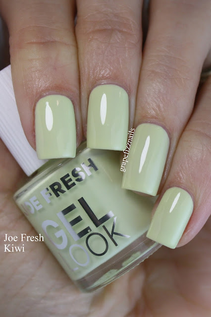 joe fresh gel look kiwi