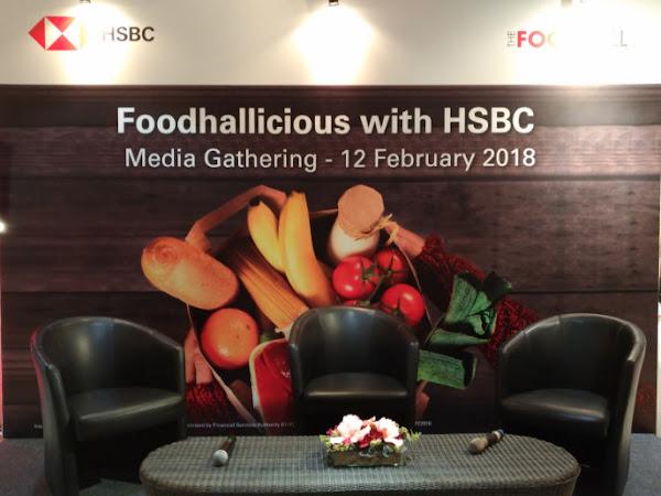 Belanja Hemat di TheFoodHall Supermarket bareng HSBC