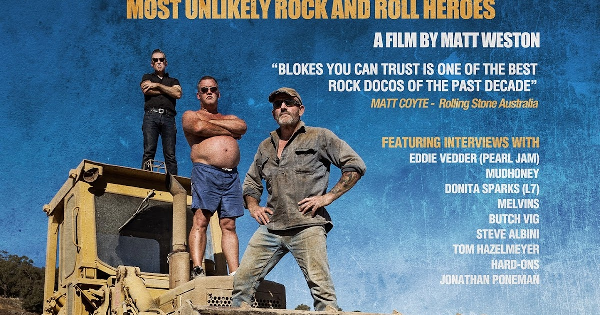 cosmic psychos blokes you can trust dvd