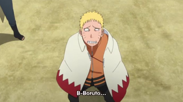 Review Boruto Episode 1 dan Kumpulan Foto Boruto Episode 1