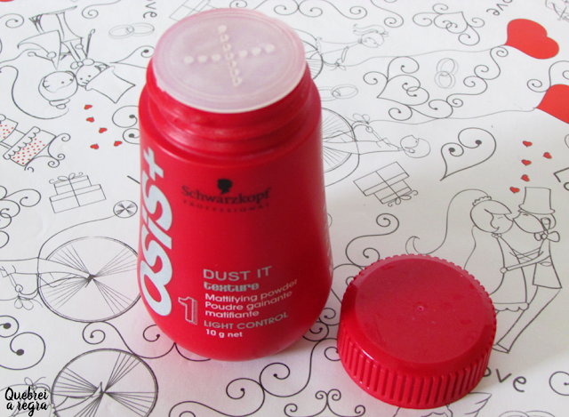 Osis+ Dust It, o pó mágico para modelar os cabelos da Schwarzkopf
