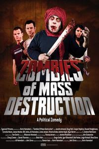 Poster ZMD: Zombies of Mass Destruction