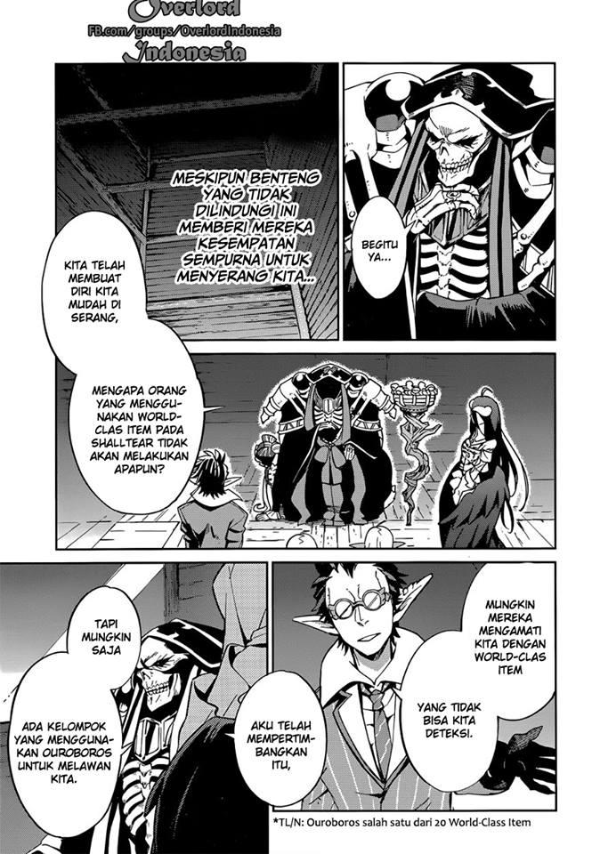 Baca Komik Overlord chapter 25 Bahasa Indonesia