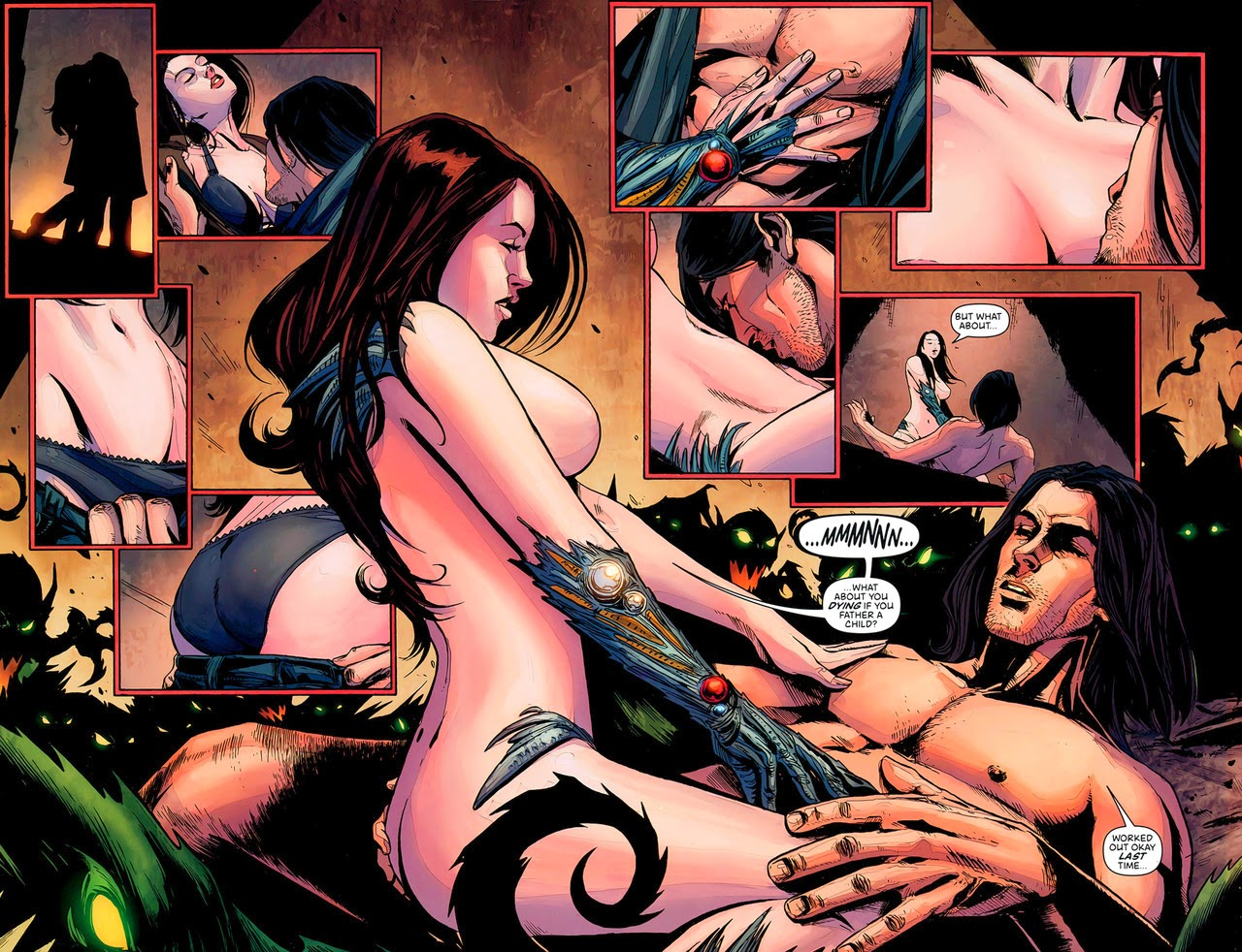 Apologise, but, All witchblade girls naked idea