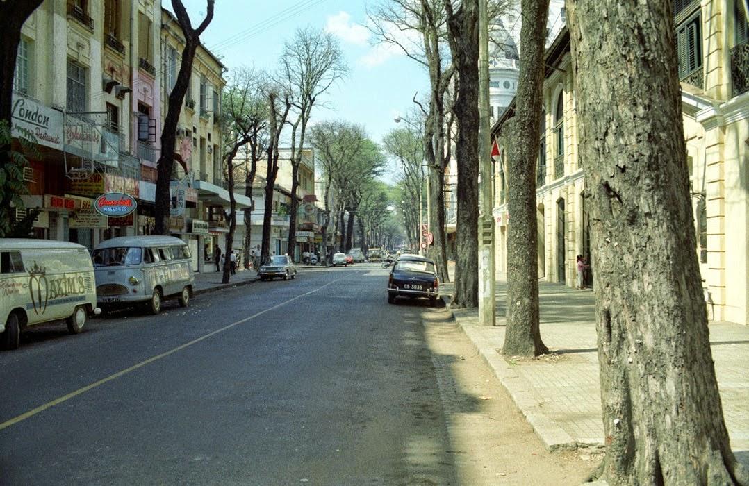 Đường Tự do- Sài gòn xưa