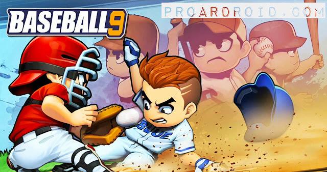 تحميل لعبة البيسبول BASEBALL 9 v1.2.2 نسخة كاملة للأندرويد logo