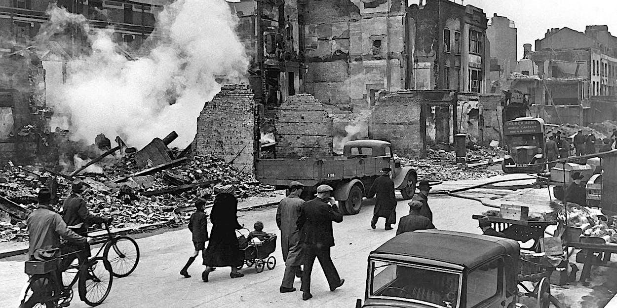 1940 London Blitz
