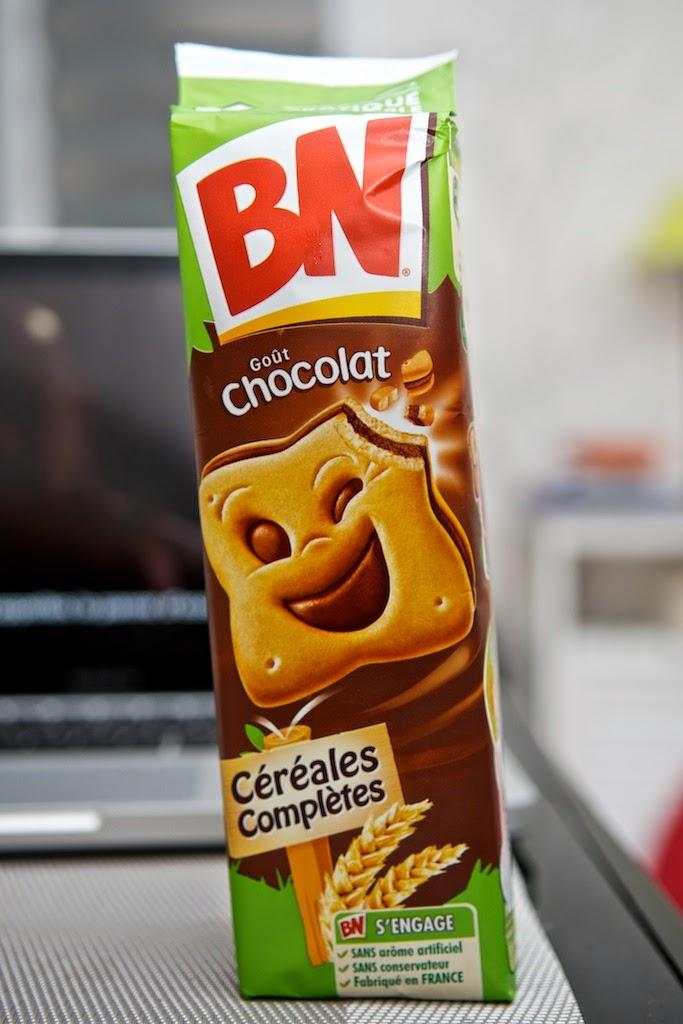 BN - Chocolat - Biscuit BN Chocolat