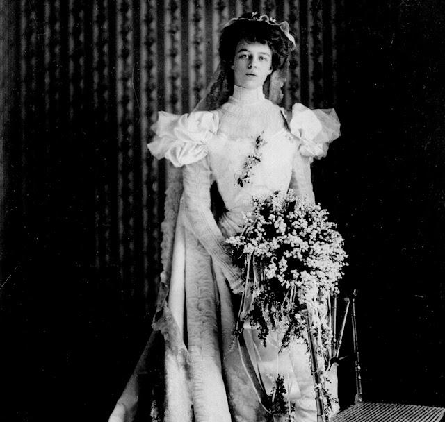 Eleanor Roosevelt's Wedding Dress