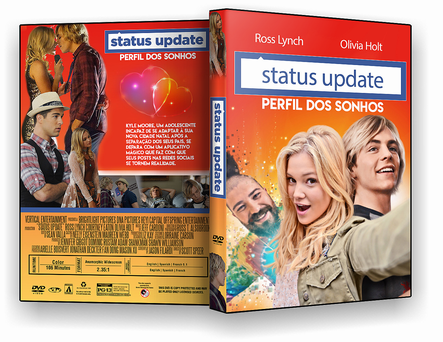 CAPA DVD – Status Update Perfil Dos Sonhos – ISO
