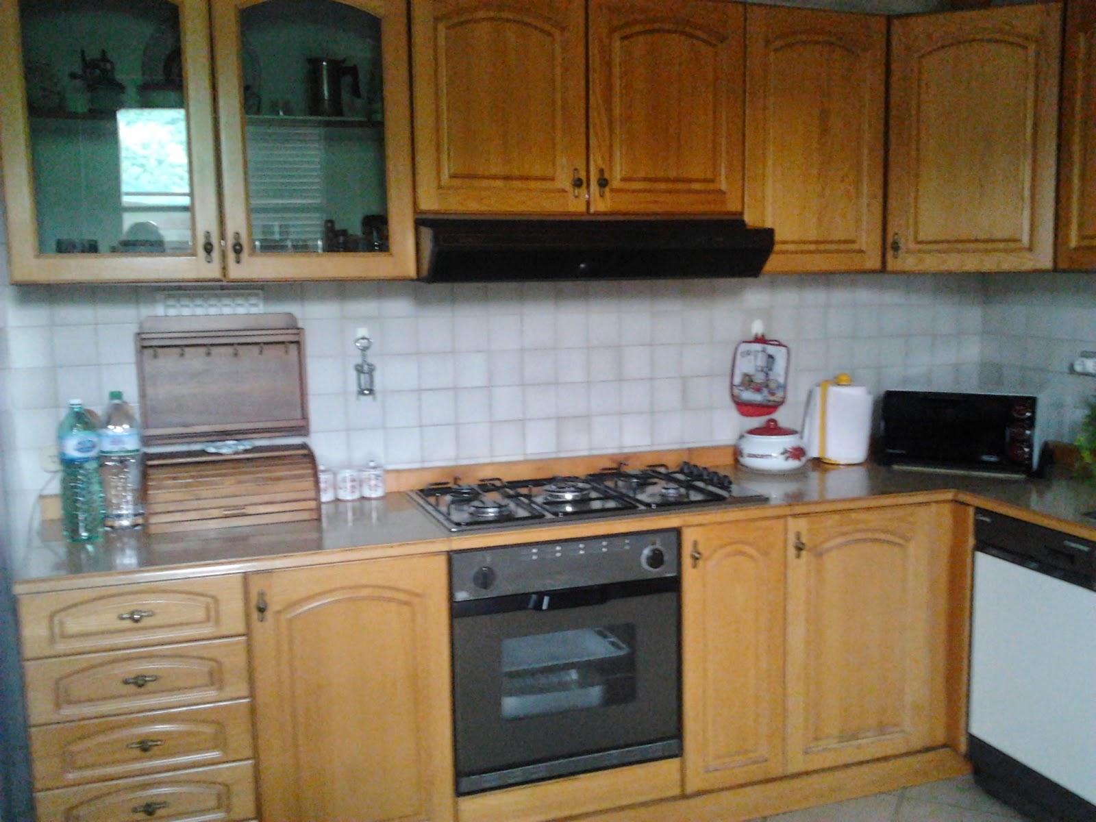 Salerno mobili usati : Cucina componibile in legno