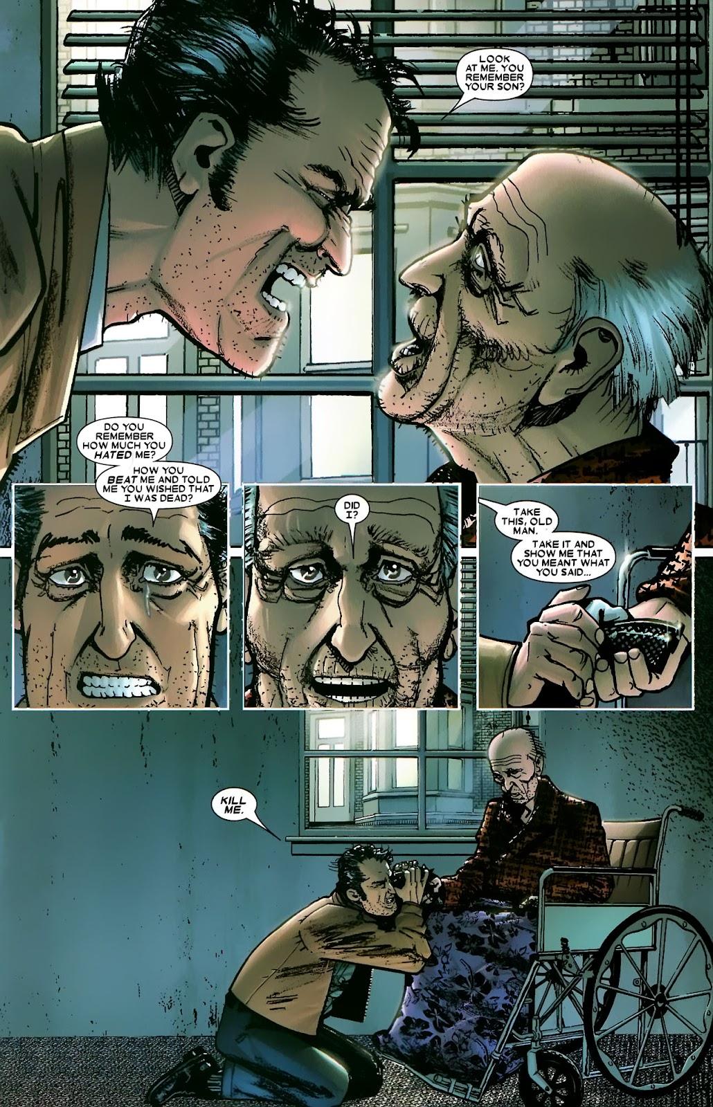 Read online Wolverine (2003) comic -  Issue #56 - 26