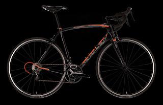 RIDLEY FENIX SL, rígida, aerodinámica, y muy sólida