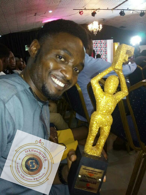 3# lexhansplace wins best fashion blog at the afsa2017