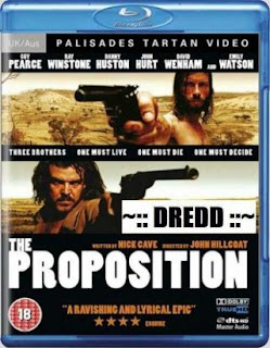 DOWNLOAD The Proposition 2005 Dual Audio ( Hindi-English ) 120mb BRRip HEVC MKV