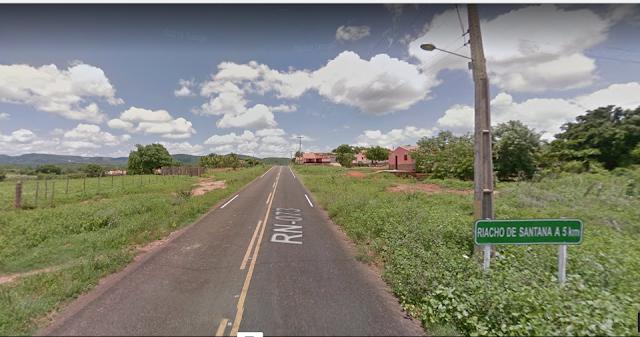 Dupla armada rouba deposito de supermercado na zona rural de Riacho de Santana