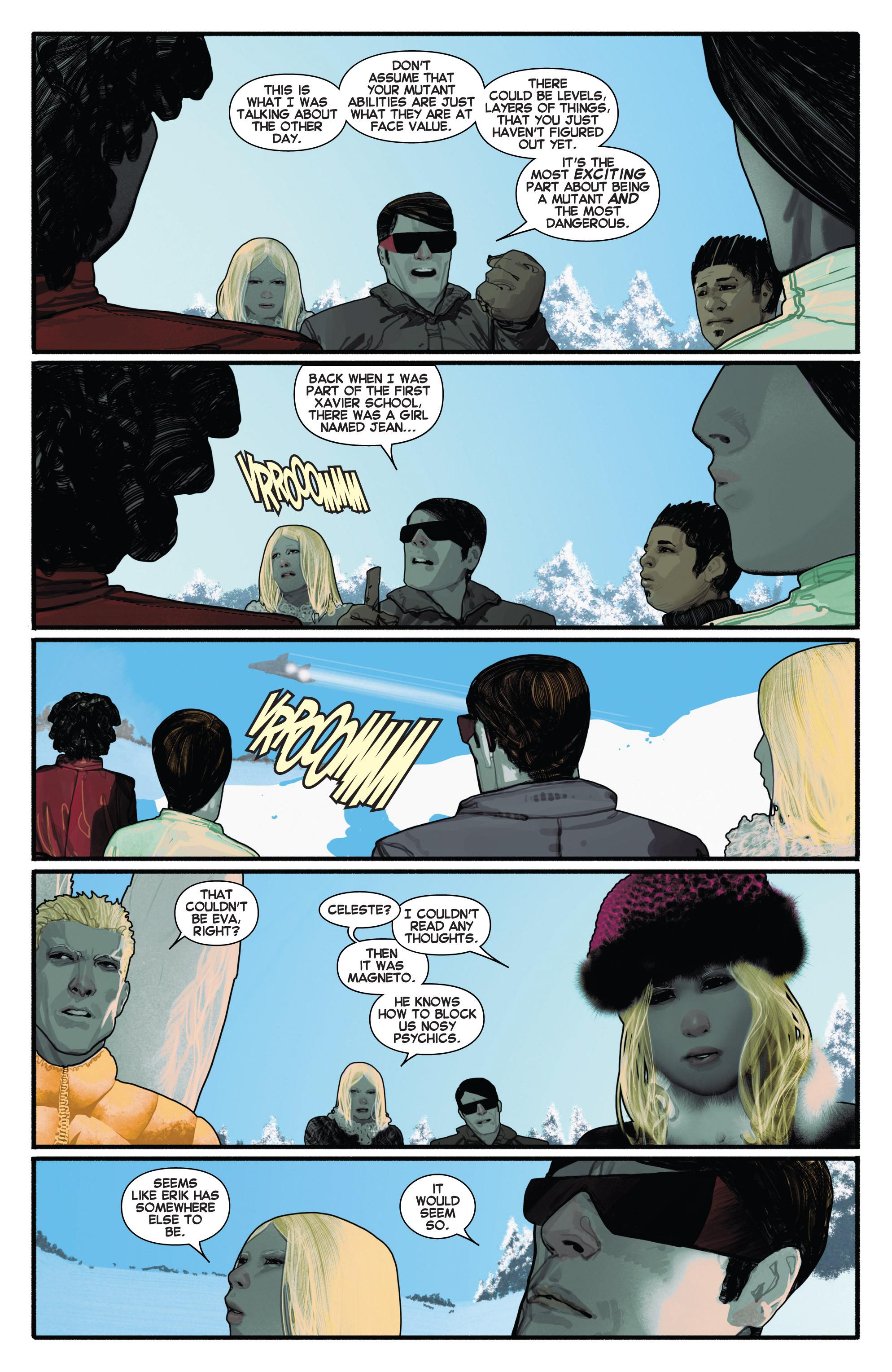 Read online Uncanny X-Men (2013) comic -  Issue # _TPB 2 - Broken - 87