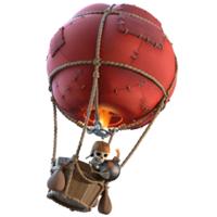 Informasi Balloon di COC