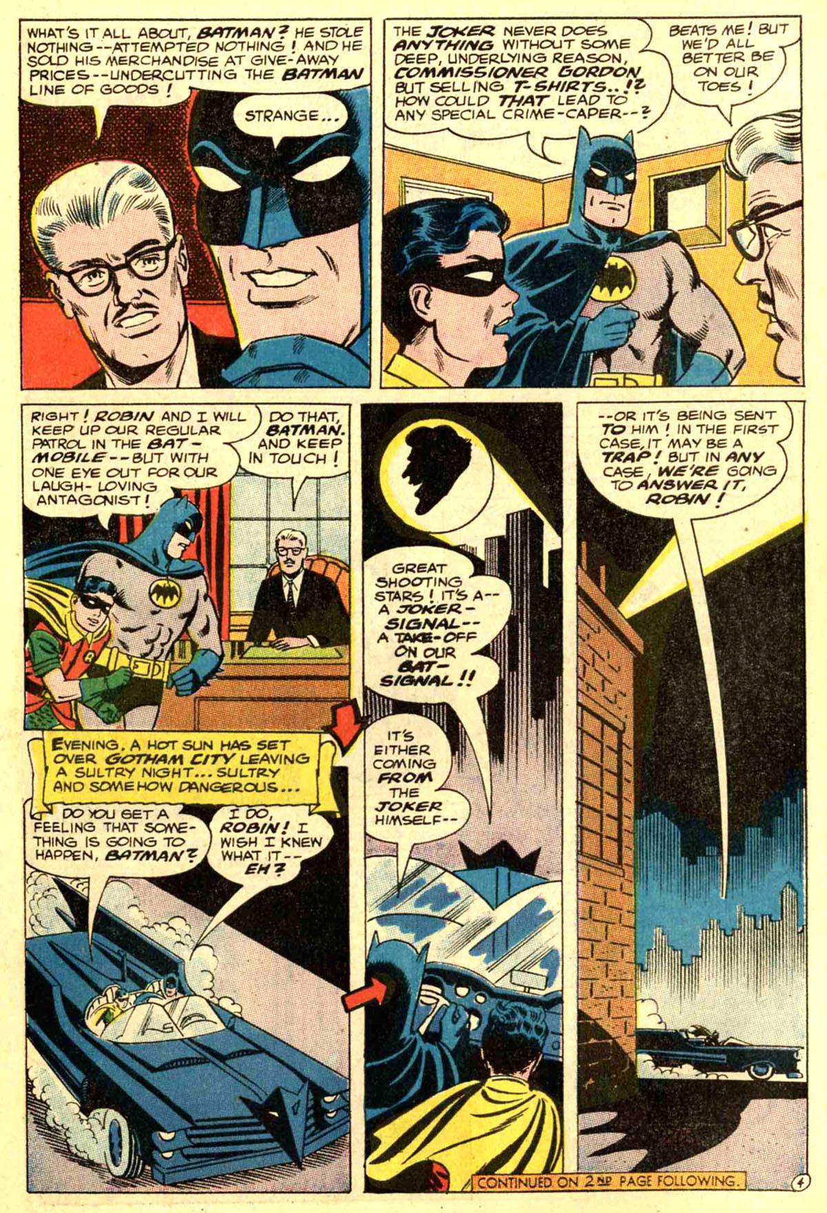 Detective Comics (1937) 365 Page 5