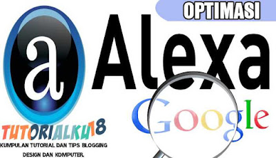 Optimasi Rangking Blog di Alexa