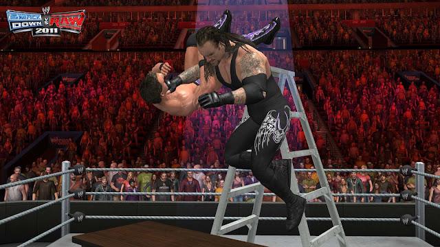 تحميل لعبة المصارعة WWE Impact كاملة مرفوعة على المعشوقة ميديا فاير
