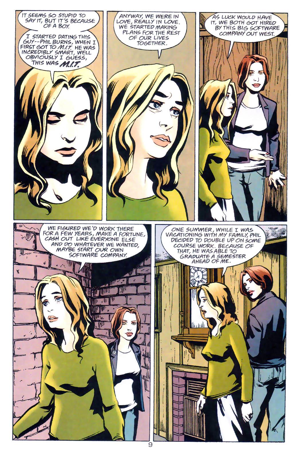 Read online Midnight, Mass comic -  Issue #7 - 10