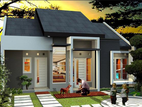 Perbedaan Antara Rumah Minimalis Modern Sederhana 100 Rumah