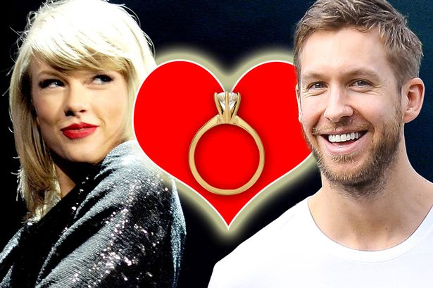 Taylor Swift Said No To Calvin Harris Proposal