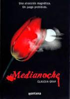 Medianoche I: Medianoche, de Claudia Gray