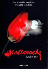 Saga Medianoche I: Medianoche, de Claudia Gray