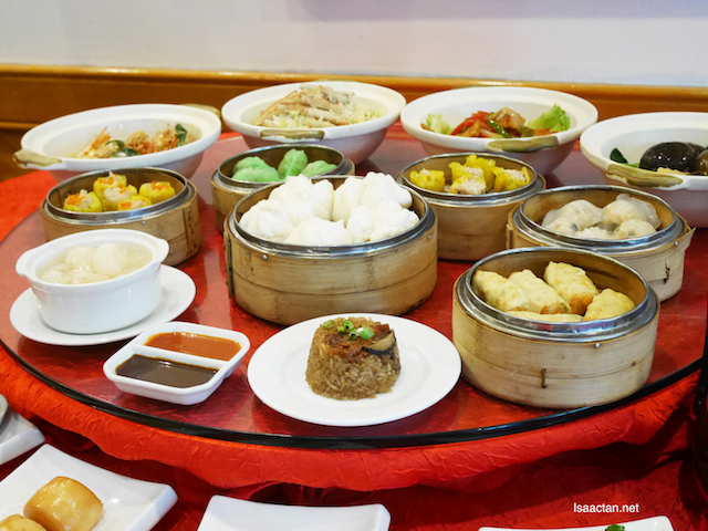 Ho Ho Chiak Promotion @ Tung Yuen Chinese Restaurant, Grand Blue Wave Hotel Shah Alam