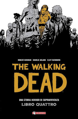 The Walking Dead Hardcover #4
