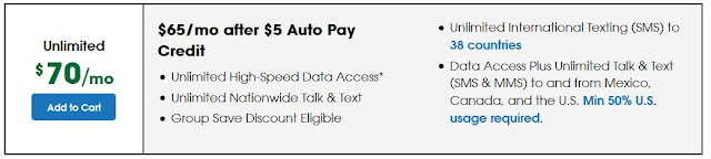 cricket wireless unlimited cell phone plans
