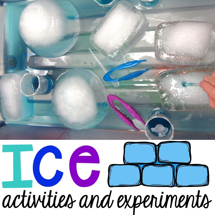 ice activities for preschoolers winter themed activities and centers snowman at 707