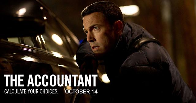 فيلم الاكشن والجريمة والدراما The Accountant 2016  : الرابع على البوكس أوفيس هذا الأسبوع  ... مشاهدة ممتعة