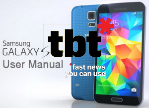 Tutorial dan Panduan Penggunaan Samsung Galaxy S5